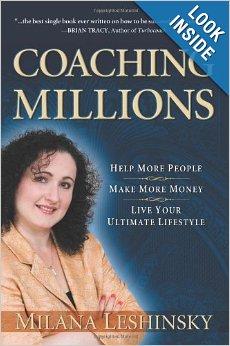 Coaching Millions by Milana Leshinsky