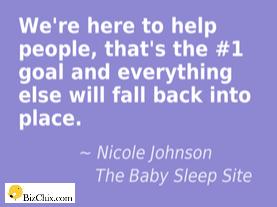 Nicole Johnson quote