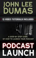 Podcast Launch by John Lee Dumas from Episode 16:  John Dumas of Entrepreneur on Fire Shares His Secrets - BizChix.com