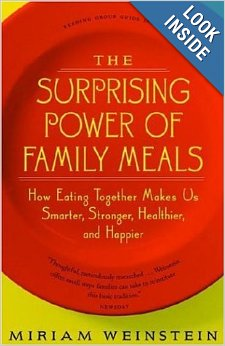 The Surprising Power of Family Meals