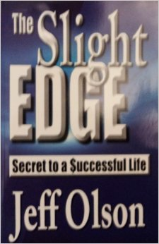 The Slight Edge by Jeff Olson - BizChix.com