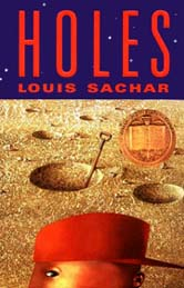 Holes Book Cover