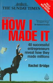 How I made it by Rachel Bridge from Episode: Angela Wright - BizChix.xom