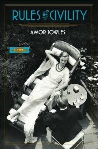 The Rules of Civility by Amor Towles from Episode: Lara Galloway - BizChix.com