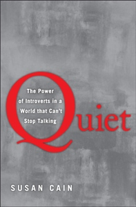 Quiet by Susan Cain from Episode 34: Marissa Vicario - Bizchix.com