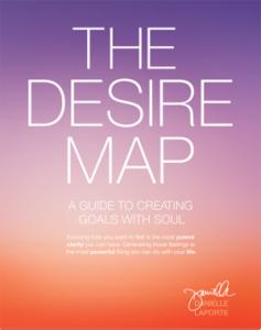 The Desire Map by Danielle LaPorte - BizChix.com