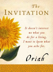 The Invitation by Oriah Mountain  from Molly Mahar - BizChix.com