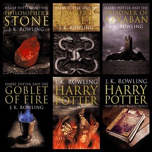 Harry Potter - JK Rowling from Gemma Beriman - BizChix.com
