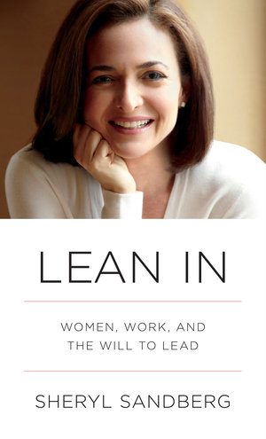 Lean In by Sheryl Sandberg from Episode 58: Reshma Chamberlin of Muzio and B&C Designers - BizChix.com