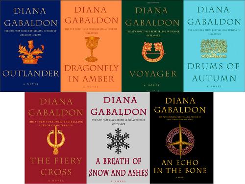 Outlander Saga by Diana Gabaldon from Episode 69: Brianne Grogan of FemFusion Fitness - BizChix.com