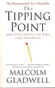The Tipping Point by Malcolm Gladwell from Romy Taormina -BizChix.com