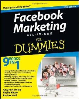 Facebook Marketing All-in-One For Dummies from Episode 74: Social Marketing Strategist Amy Porterfield - BizChix.com