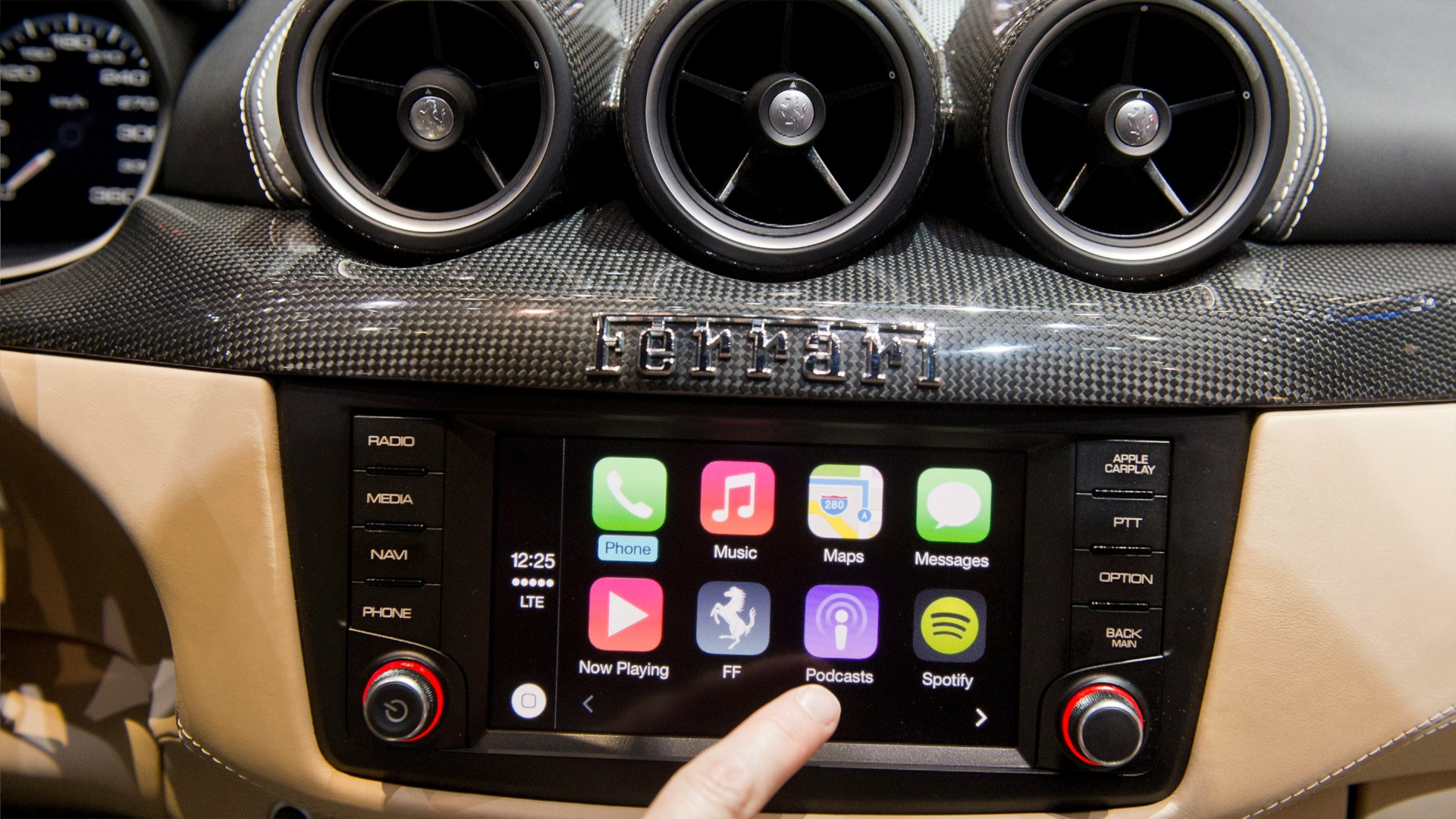 Appple Carplay Image