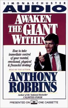 Awaken the Giant Within by Anthony Robbins - BizChix.com
