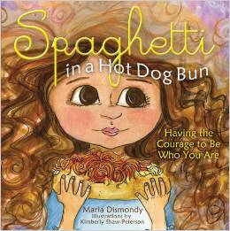 Spaghetti in a Hotdog Bunch by Maria Dismondy - BizChix.com