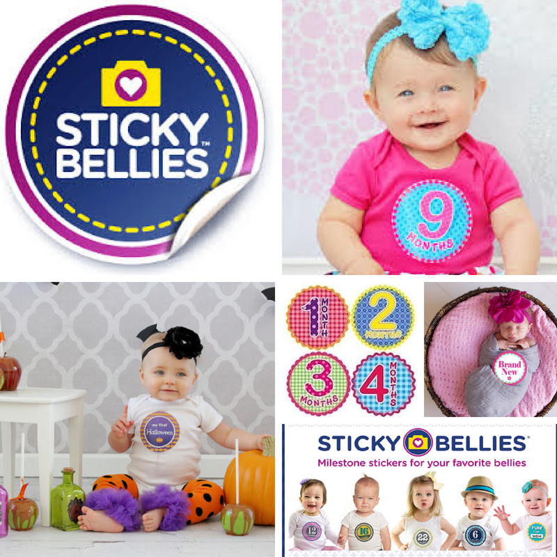 Sticky Bellies products from Episode 108: Accidental Entrepreneur Carly Dorogi is Founder of Sticky Bellies - BizChix.com