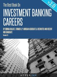 The Best Book On Investment Banking Careers by Donna Khalife - BizChix.com