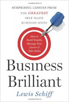 Business Brilliant by Lewis Schiff - BizChix.com