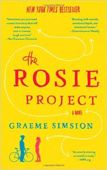 The Rosie Project: A Novel by Graeme Simsion - BizChix.com