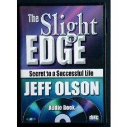 The slight edge Audio CD by Jeff Olson - BizChix.com