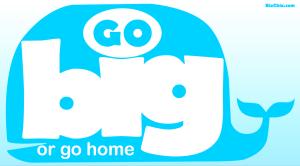 Go big or go home - BizChix.com