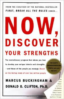 Now Discover Your Strengths by Marcus Buckingham and Donald Clifton - BizChix.com