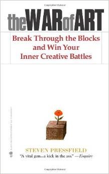 The War of Art: Break Through the Blocks and Win Your Inner Creative Battles by Steven Pressfield - BIzChix.com
