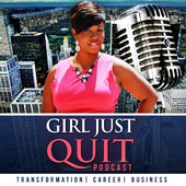 Girl Just Quit logo