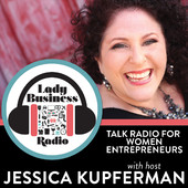 Lady Business Radio logo