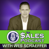 The Sales Whisperer Podcast logo