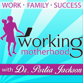 Working Motherhood logo