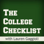 The College Checklist with Lauren Gaggioli
