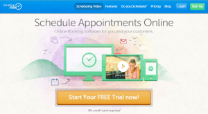 ScheduleMax.com - schedule appointments online