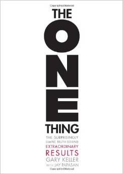 The One Thing by Gary Keller - BizChix.com