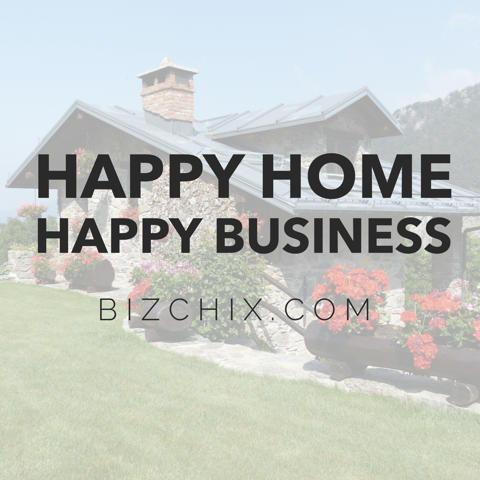 Happy Home Happy Business