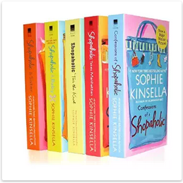 Sophie Kinsellas Shopaholic 5-Book Bundle - BizChix.com