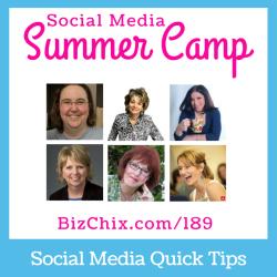 189: Social Media Quick Tips