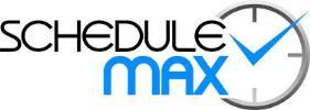 ScheduleMax logo