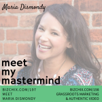 197 & 198: Best Selling Children's Book Author | Speaker | Busy Mama. Meet @MariaDismondy.