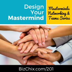 201: Design Your Team or Mastermind with Natalie Eckdahl