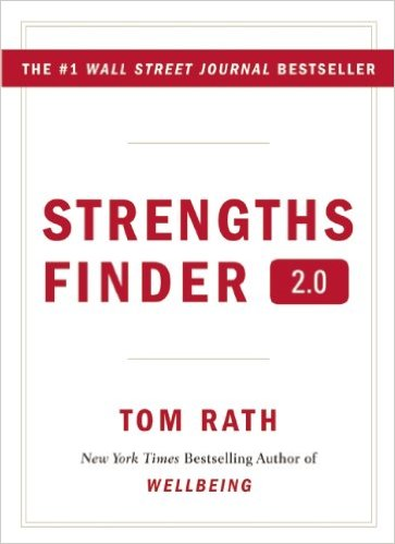 Strength Finders 2.0 by Tom Rath - BizChix.com