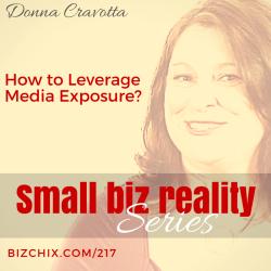 217: Media Coaching with expert Donna Cravotta