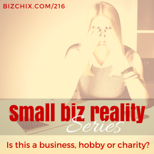 Small Business Reality Series