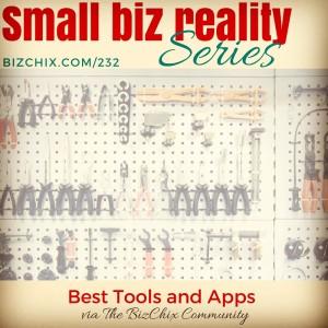 232: Favorite Business Tools and Apps by Amazing Women Entrepreneurs - BizChix.com
