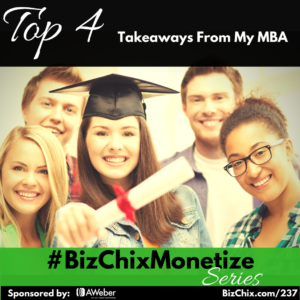 Top Takeaways From My MBA