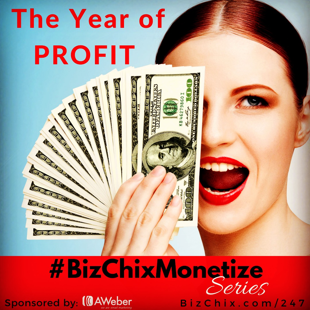 The Year of Profit Image