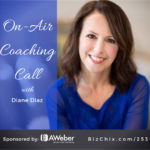 on air coaching call with diane diaz