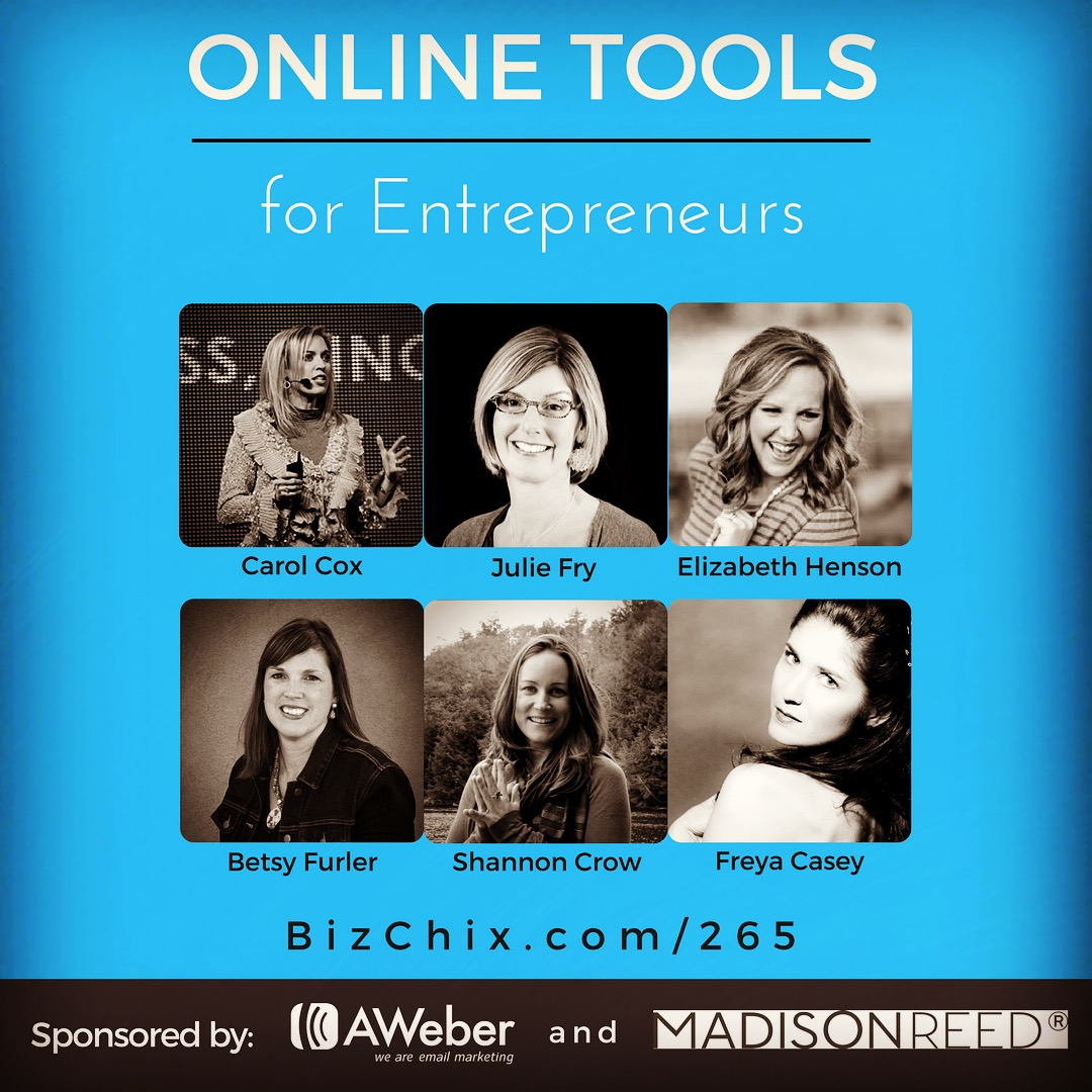 Online Tools for Entrepreneurs