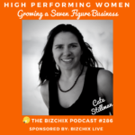 286: [High Performing Women] Growing a 7 Figure Business, Launching a Certification Program and Permission to be Selfish with Cate Stillman of Yogahealer