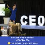 289: Behind the Scenes of BizChix Live with Natalie Eckdahl
